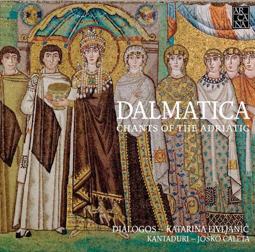Dalmatica : from oral to written transmission : chants of the Adriatic. from oral to written transmission : chants of the Adriatic.